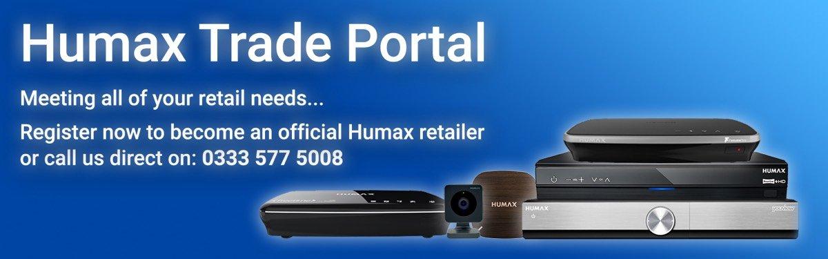Humax Trade Portal